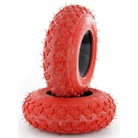 Dirt Scooter Tyre - Red