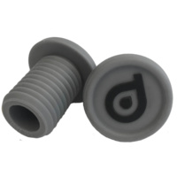District S -Series BE15A Bar Ends Alu Bars Grey