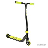 Dominator Sniper - Black/Neon Yellow