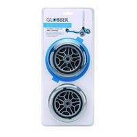 Globber 121mm Wheels for Evo/Primo/Elite/Flow(Pair)