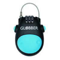 GLOBBER LOCK BLACK - SKY BLUE