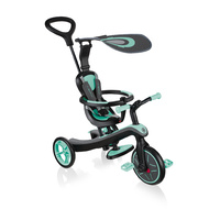 Globber Explorer Trike 4 in 1 - Mint