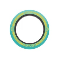 Rogue 110mm TBONE Ripper Ring aqua/yellow pad print
