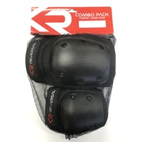 Reversal Knee & Elbow - S (35-40CM) + (17-22CM)