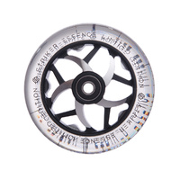 Essence V3 Wheel Clear PU /Black - 110mm