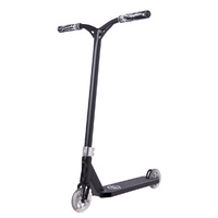 STRIKER LUX COMPLETE SCOOTER  BLK / SILVER